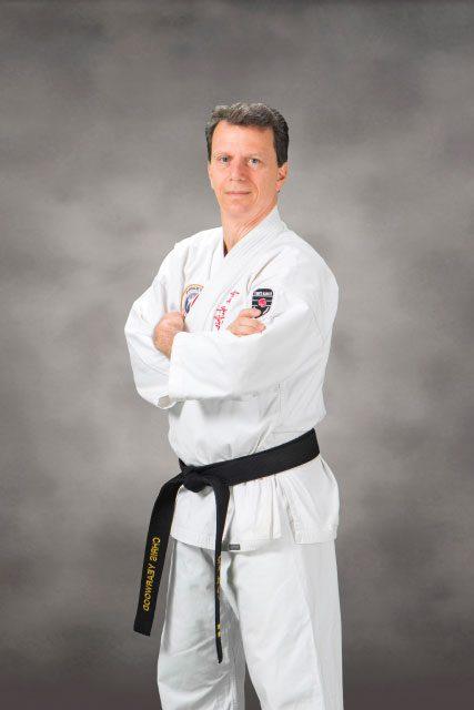 professional photo of Chris Yearwood in uniform