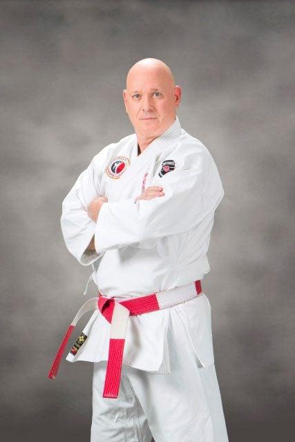 professional photo of Master Burke in uniform